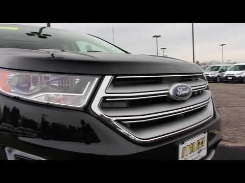 2018 Ford Edge Titanium Boston MA