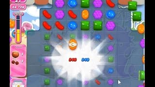 Candy Crush Saga Level 1639【10 moves】★★★ NO BOOSTER