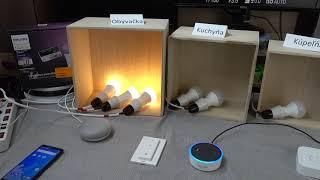 Svetlo v inteligentnom dome