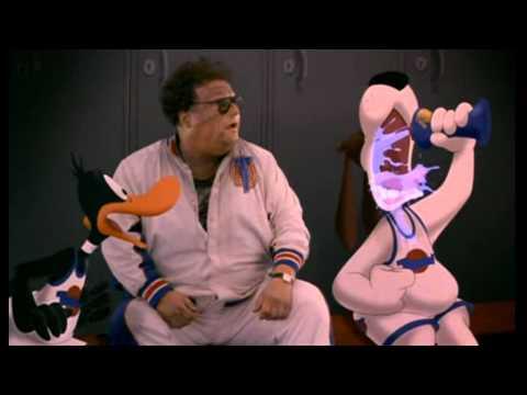 25fe82a3d5e2 Michael Jordan s Secret Stuff! Space Jam - YouTube