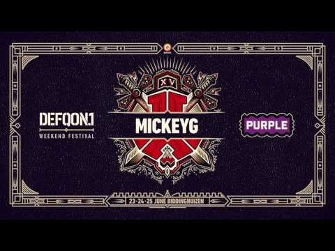 The colors of Defqon.1 2017 | PURPLE mix by MickeyG