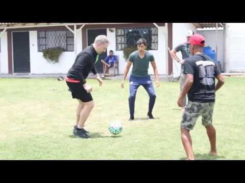 Evangelical Christian Academy - Más Que Vencedores Fútbol Club