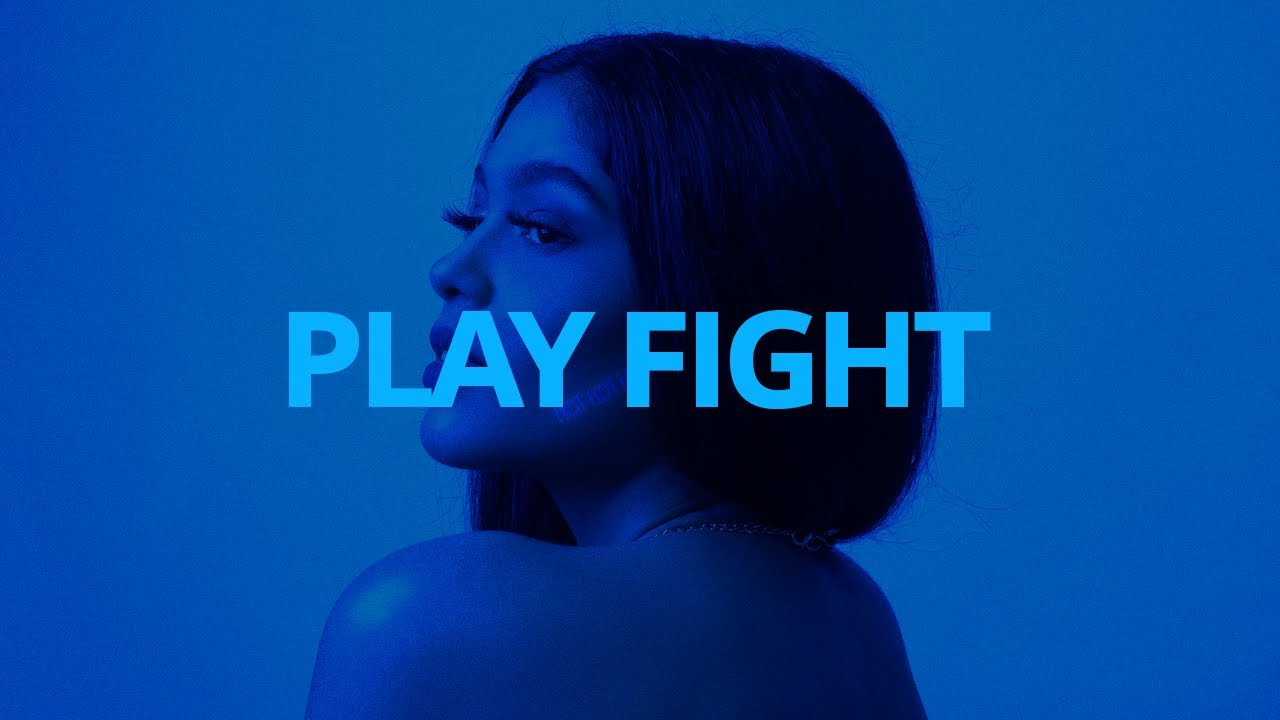 THEY. - Play Fight w/ Tinashe (Lyrics)