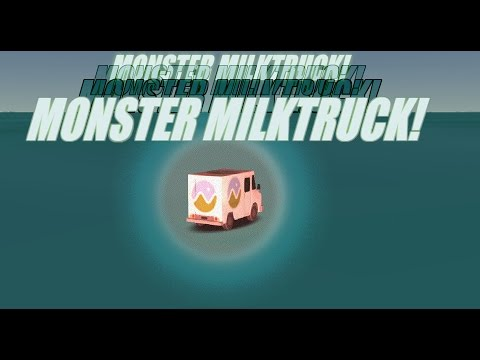 CREAMY || Monster Milktruck