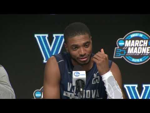 Villanova Pre-Game Press Conference - West Virginia NCAA Tournament