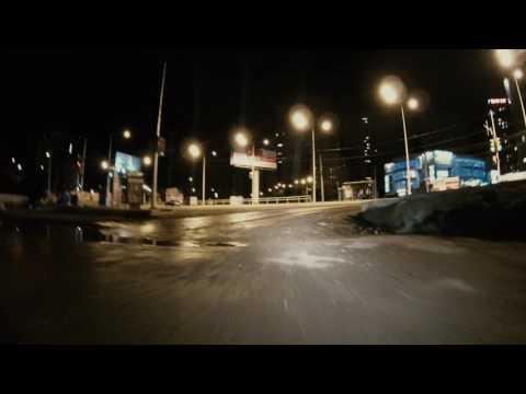 Gotway Msuper v3 Night ride in Samara. Russia.