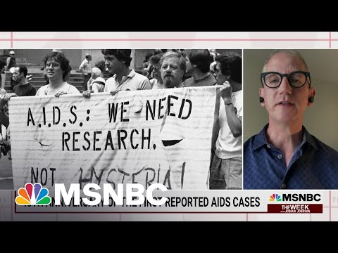Fmr. WH AIDS Policy Director on HIV, 40 Years Since First Report