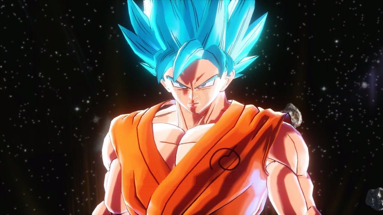 Dragon Ball Live Wallpaper Iphone X Dragon Ball Xenoverse Goku Ssgss New Super Attacks Warp