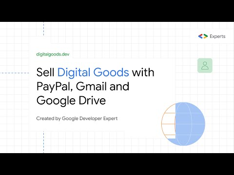 How to Sell Digital Products Online with Google Drive and PayPal