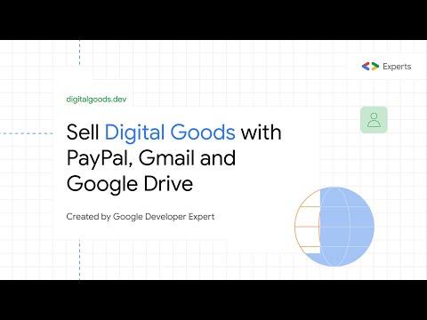So verkaufen Sie digitale Produkte online mit Google Drive und PayPal