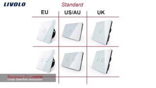 Livolo + Broadlink RM3 Pro. Как не запутаться при покупке? What is the differenses?