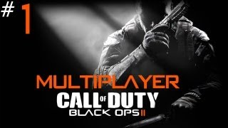 Call Of Duty: Black Ops 2 - Walkthrough - Multiplayer Gameplay - Part 1 - The Gaming Crew