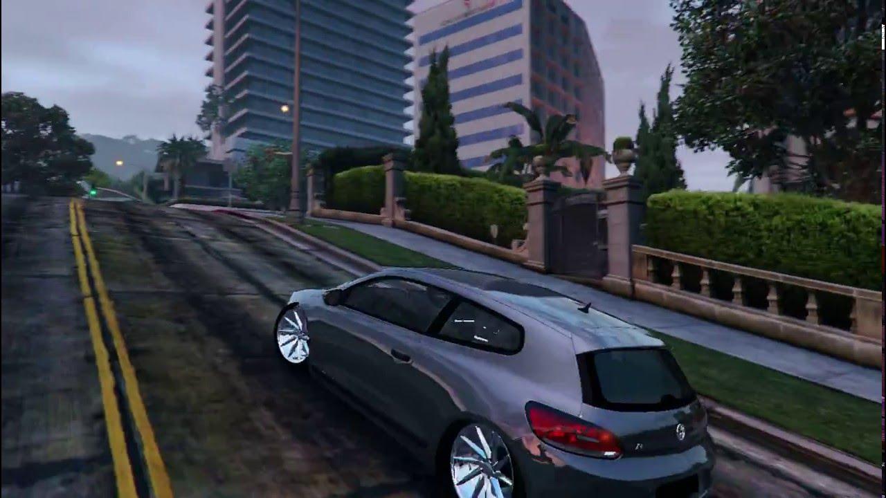 GTA 5 Mods - Volkswagen Sirocco R Line & Golf GTI