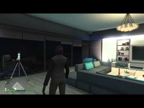 Gta 5 online aqua apartment interior tagged videos | Midnight News