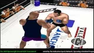 2014 Openweight dreamFIGHT Tournament - Submission of the Night