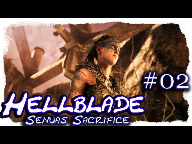 Hellblade - Senua's Sacrifice #02 🔷 Surt & Valravn 🔷 Let's Play, 4k, UHD, blind, deutsch, LP