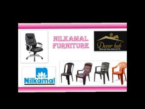 Range Of Nilkamal Furniture At Decor Hub