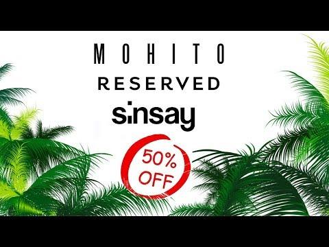 Межсезонная распродажа 2018 в Mohito