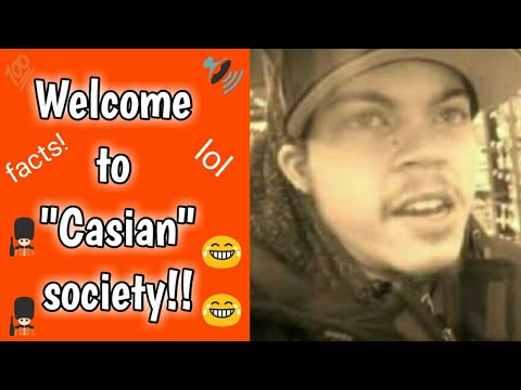 "WELCOME TO THE ""CASIAN"" SOCIETY LMAO!! STREETWISE VLOG #11"