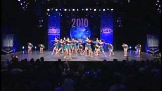Dance Worlds 2010: Japan Women's College of Physical Education Intl Open Jazz 3rd place (Japan)