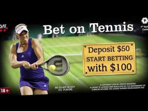 Online US Open Tennis Betting Odds