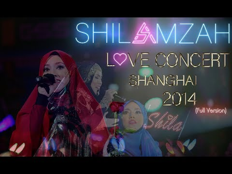 "[EngSub]Shila Amzah(茜拉) ""Love"" Concert Shanghai 2014 Full Version 1080p"