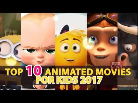 Top 10 movies for kids