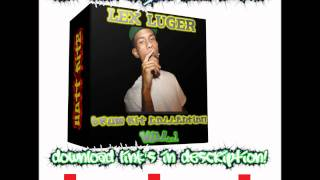 LEX LUGER DRUM KIT - LEX LUGER SOUND KIT - LEX LUGER KIT! (NEW)