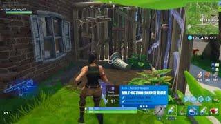 Fortnite - I don't need Epic GUNS or Battle pass to kill U