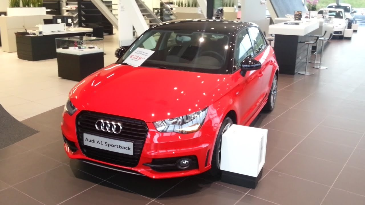Audi A1 Sportback S Line 2014 In Depth Review Interior Exterior