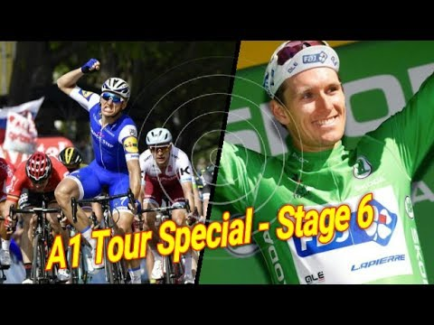 Marcel Kittel Wins Stage 6| Tour De France Special
