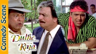 Video Govinda Comedy Scene - Dulhe Raja Movie - Kader Khan - #IndianComedy download MP3, 3GP, MP4, WEBM, AVI, FLV Juni 2018