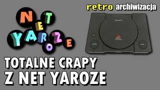 TOTALNE CRAPY z czarnego Playstation Net Yaroze - Totalna padaka! | Retro archiwizacja - odcinek 115