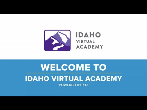 Welcome to Idaho Virtual Academy