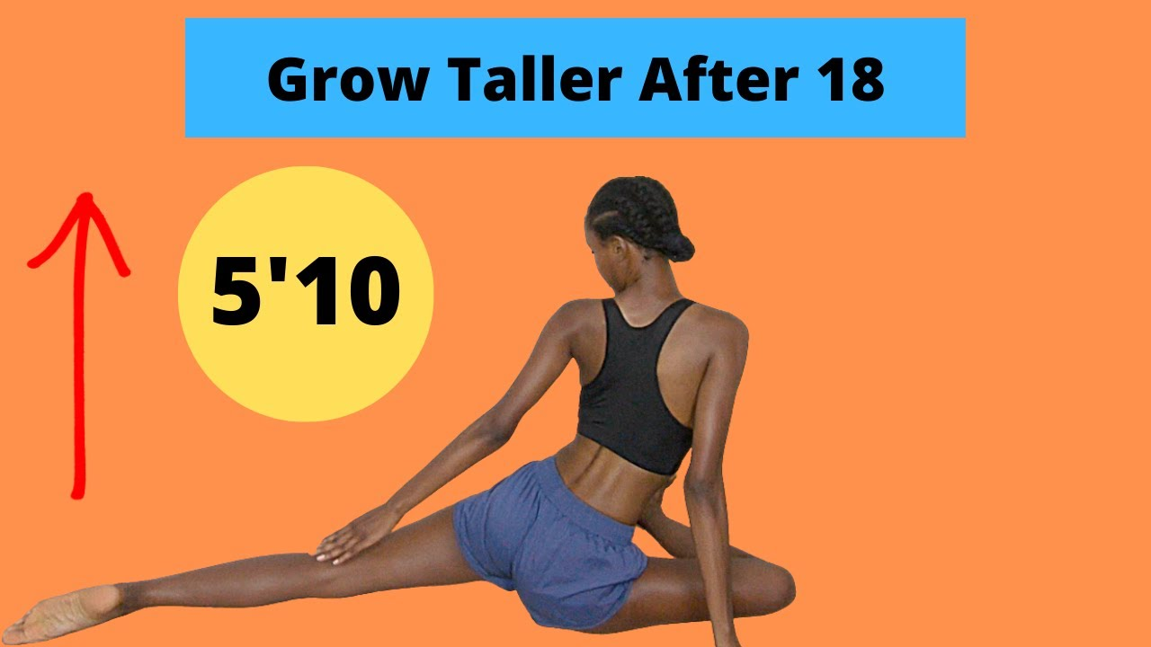 Grow Taller Exercises (Worked For Me)