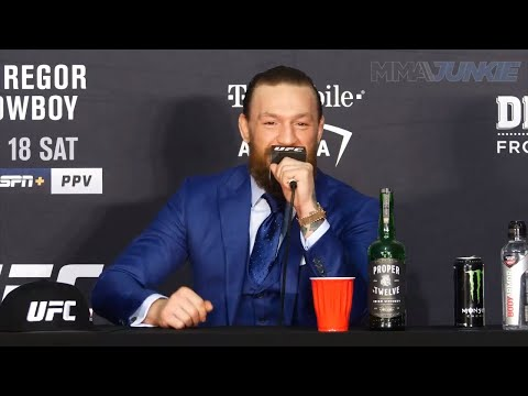UFC 246 Post-fight Press Conference