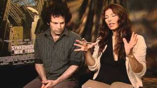 Synecdoche, New York - Exclusive: Charlie Kaufman and Catherine Keener