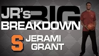Jerami Grant In The NBA Draft | JR