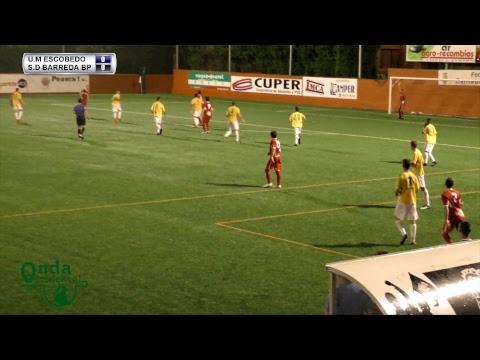 Semifinal R.F.E.F UM Escobedo - SD. Barreda
