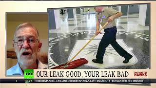Espionage and the Leak Culture with Ray McGovern