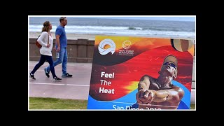 Russians Coming to San Diego for Record-Nations World Beach Games 2019
