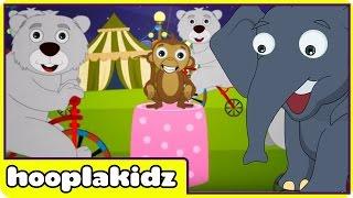The Animal Fair Song | HooplaKidz Nursery Rhymes & Kids Songs