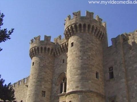 Rhodes, Grand Master Palace - Greece Travel Channel