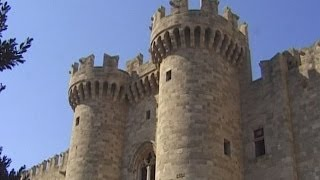 Rhodes, Grand Master Palace – Greece Travel Channel