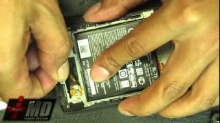 Google Nexus 5 Cracked Screen Replacement