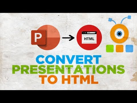 How To Convert PowerPoint Presentations To HTML For MacOS | Microsoft Office For MacOS