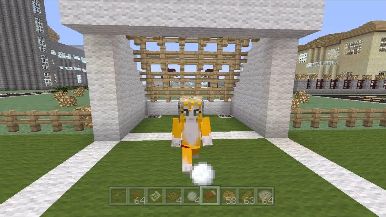 My Minecraft World Tour