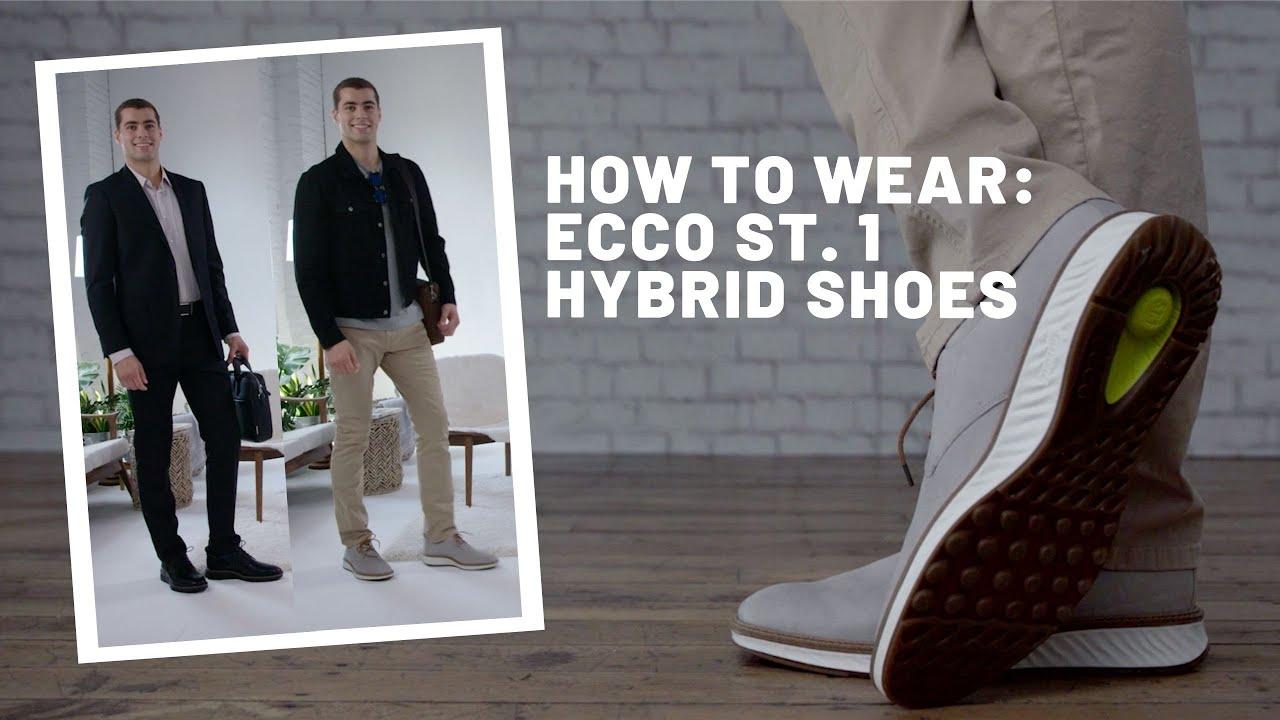 ecco hybrid shoes