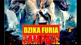 RAMPAGE: Dzika furia recenzja Kinomaniaka