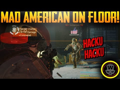 MAD AMERICAN on FLOOR (The Division 1.7)